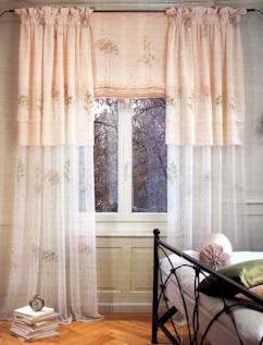 astuces pour rideaux trop longs. Black Bedroom Furniture Sets. Home Design Ideas